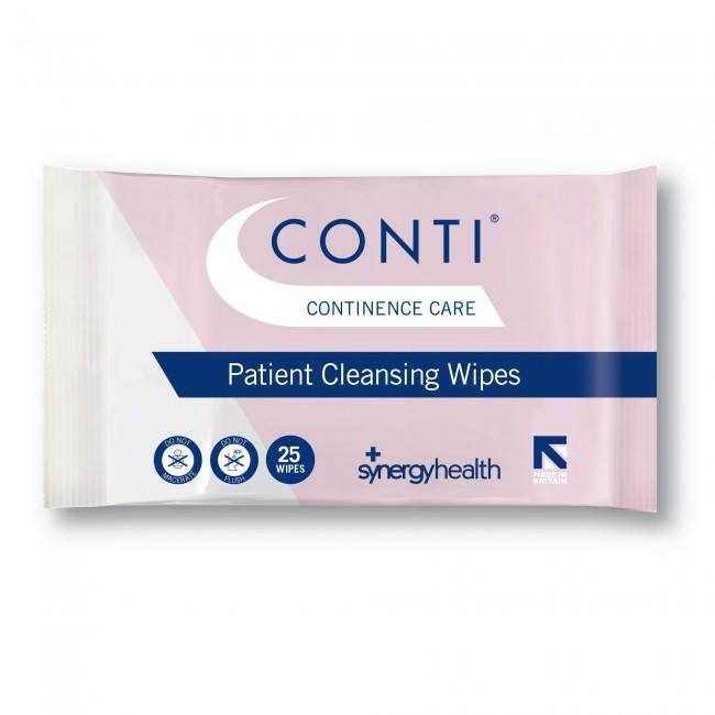Conti Continence Care Wipes