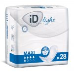 id-expert-light-maxi-incontinence-pad-pack